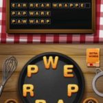 Word crumble whit fungus level 12