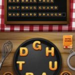 Word crumble whit fungus level 14