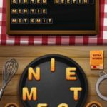 Word crumble whit fungus level 15