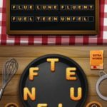 Word crumble whit fungus level 18