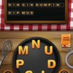 Word crumble whit fungus level 4
