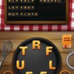 Word crumble whit fungus level 7