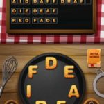 Word crumble whit fungus level 9