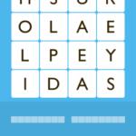Word trek daily puzzle 06 18 2017 level 2