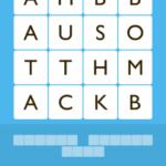 Word trek daily puzzle 06 30 2017 level 3
