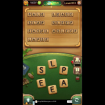 Word connect level 853
