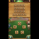 Word connect level 859