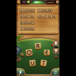 Word connect level 871