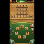 Word connect level 1042