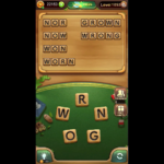 Word connect level 1053