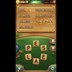 Word connect level 1054