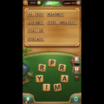 Word connect level 1073