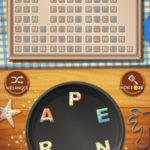 Word cookies framboise 18
