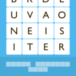 Word trek daily puzzle 07 04 2017 level 3
