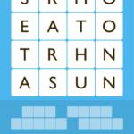 Word trek daily puzzle 07 05 2017 level 2