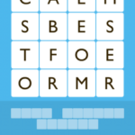 Word trek daily puzzle 07 07 2017 level 2