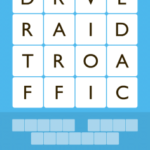 Word trek daily puzzle 07 10 2017 level 3