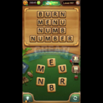 Word connect level 961