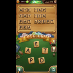 Word connect level 970