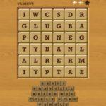 Words crush variety theme 17 level 4