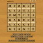 Words crush variety theme 19 level 17