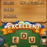 Word connect level 1105