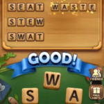 Word connect level 1108