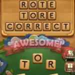 Word connect level 1109