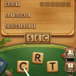 Word connect level 1120