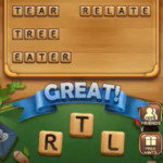 Word connect level 1124