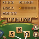 Word connect level 1127
