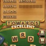 Word connect level 1128