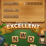 Word connect level 1135