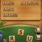 Word connect level 1137