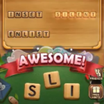 Word connect level 1140
