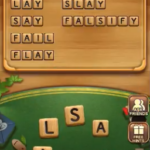 Word connect level 1142