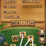 Word connect level 1160