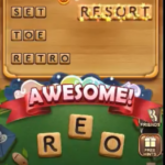 Word connect level 1163