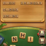 Word connect level 1168