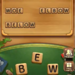Word connect level 1184
