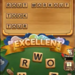 Word connect level 1185
