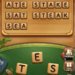 Word connect level 1186