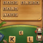 Word connect level 1187