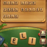 Word connect level 1189