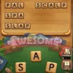 Word connect level 1193