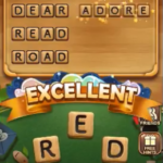 Word connect level 1197