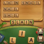 Word connect level 1198