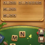 Word connect level 1199