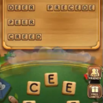 Word connect level 1214