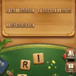 Word connect level 1215